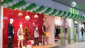 Открытие магазина SELA