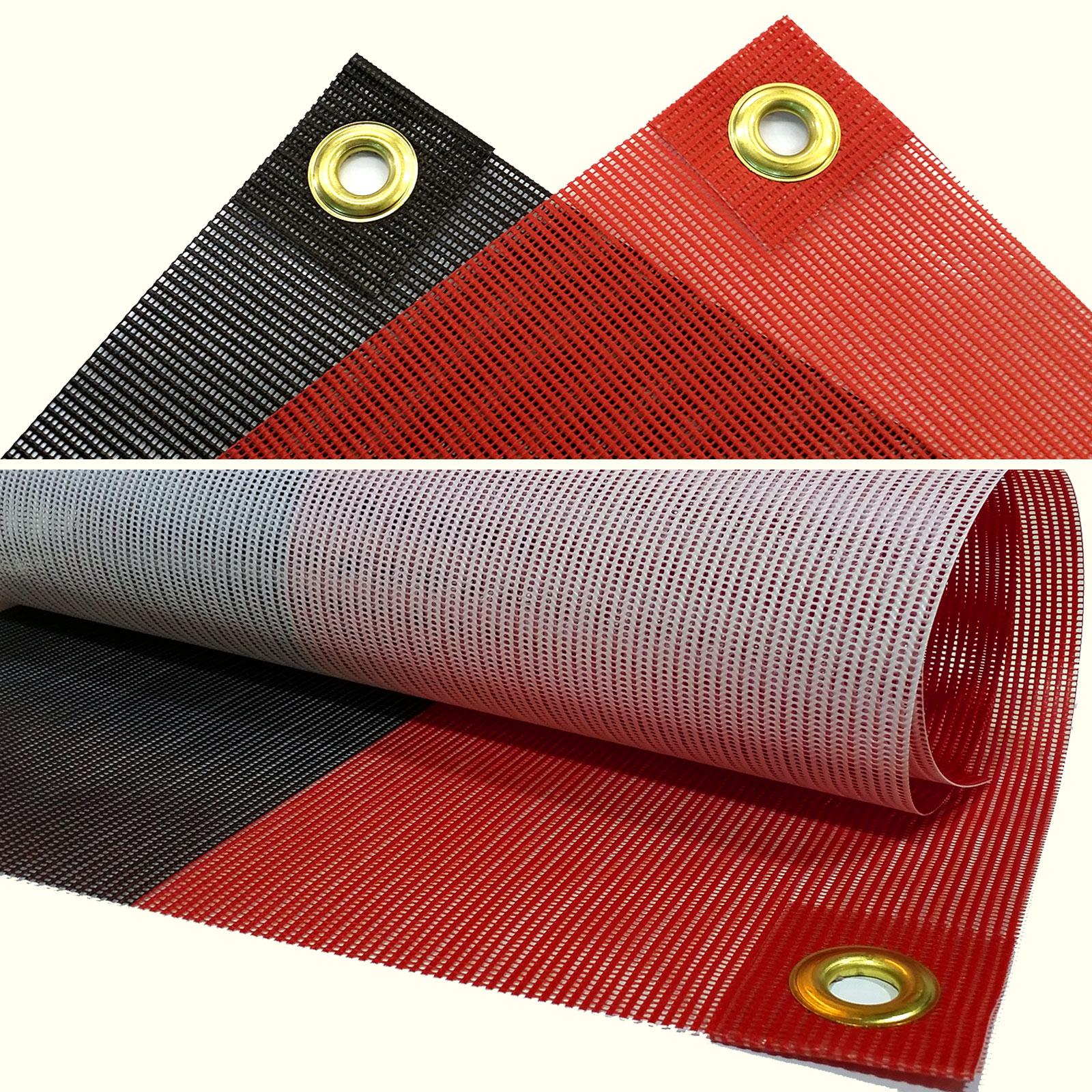 печать на баннерной сетке