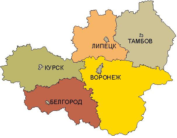 карта цчр