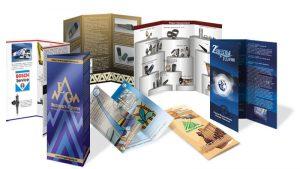 Печать буклетов, евробуклетов, листовок, брошюр, флаеров